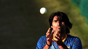 Mohammad Irfan could see six months of his ban suspended