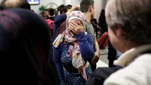 Hawaii says the ban discriminates against Muslims