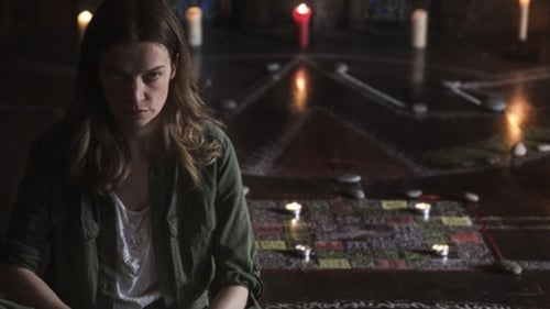 Catherine Walker plays a woman desperate to contact her dead son in A Dark Song.