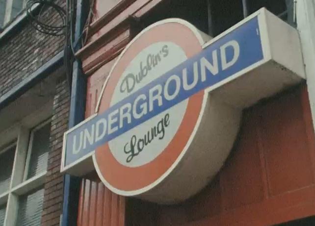 Dublin's Underground Lounge (1987)