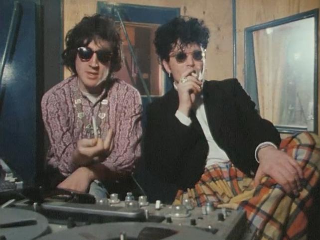 Simon Carmody and Gavin Friday (1987)