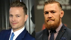 Yes, they're both Dubs but Nicky Byrne and Conor McGregor also share a stylish connection.