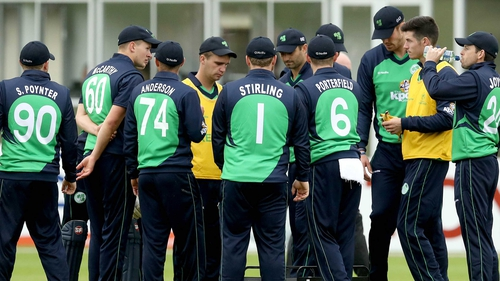 Ireland have six games upcoming against Afghanistan