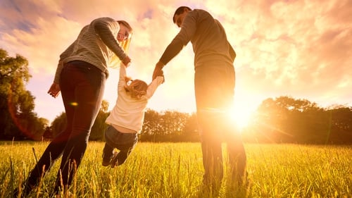 Research showed almost 48% of parents admitted it was difficult to get their wider family together.