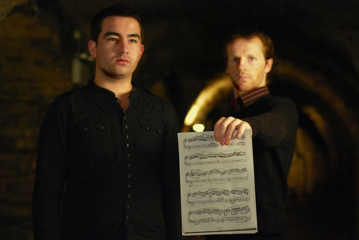 Lorcán MacMathúna and setting the Egyptian Book of the Dead to music
