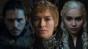 Game of Thrones - Jon Snow, Cersei Lannister and Daenerys Targaryen will be back on screens in July