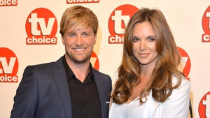 Kian Egan and Jodi Albert already have two boys