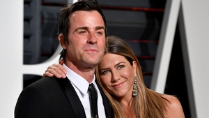"Justin Theroux did ""special things"" for Jennifer Aniston's birthday"