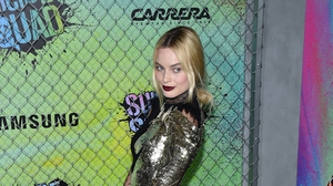Saw It, Loved It: Margot Robbie's Suicide Squad dress