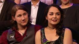 The Late Late Show: Áine O'Keeffe & Ken Byrne