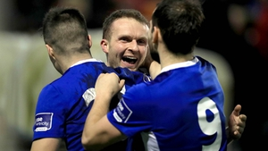 Conan Byrne's goal will live long in the memory