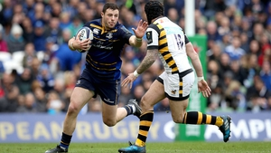 Robbie Henshaw hasn't played for Leinster since January