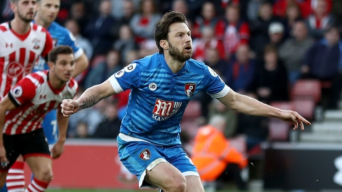 Harry Arter is a doubt for Bournemouth