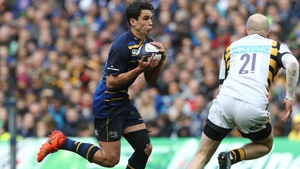 Carbery was man-of-the-match at the Aviva Stadium