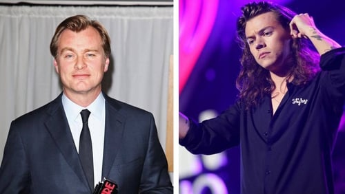 """Christopher Nolan - """"But for the guys on the beach, we really wanted young unknowns. He's (Harry) not that unknown, but he'd never done anything as an actor before"""""""