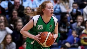Sorcha Tiernan shone for Courtyard Liffey Celtics