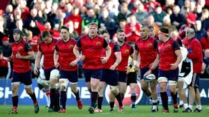 Munster meet Saracens in the semi-final on 22 April in Dublin