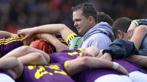 Davy Fitzgerald has been hit with an eight-week ban from all GAA activity