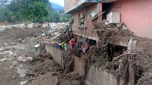 Hundreds have been injured and entire neighbourhoods have been devastated