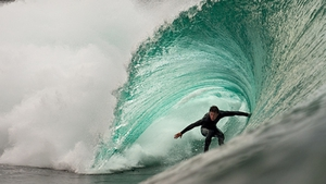 Countrywide's Brenda Donohue paid a visit to Ireland's most successful professional surfer