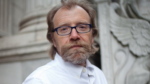 Lincoln On The Bardo's George Saunders - an early favourite to bag this year's Man Booker Prize.