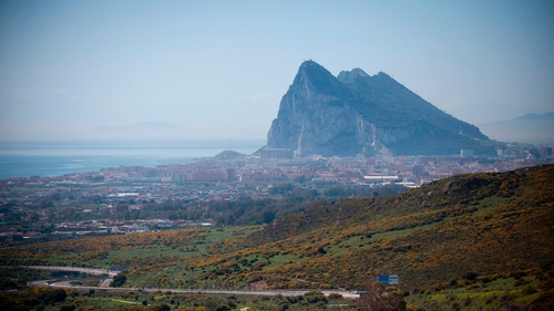 The future status of Gibraltar has emerged as a potential issue