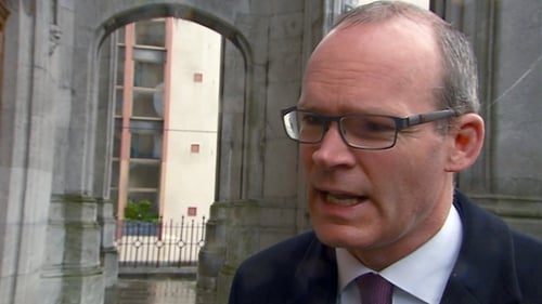 Simon Coveney said he does not agree with 'effectively no restriction on abortion'