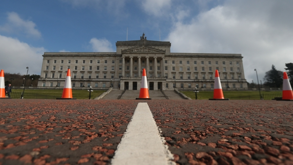 Friday is the latest deadline for talks to restore power-sharing at Stormont