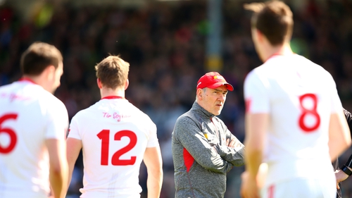 Tyrone lost their final three games of the Allianz League campaign