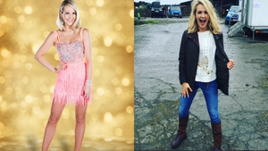Straight off the set of Dancing with the Stars, to Big Week on the Farm, Aoibhín Garrihy will be trying her hand with all things farming tonight.
