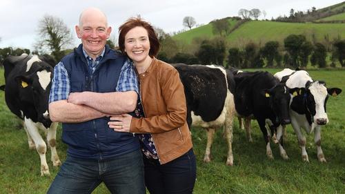 Take a tour of the Shalvey dairy farm