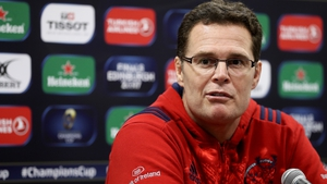 Erasmus has triggered a six-month exit clause in his Munster contract