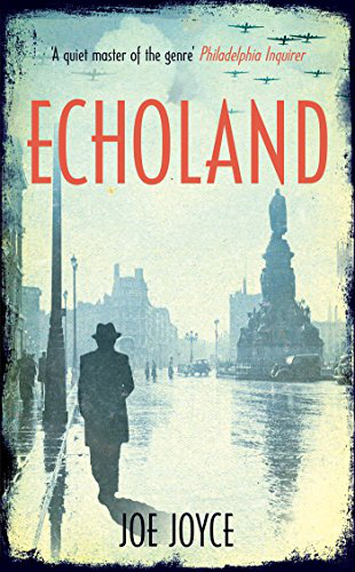 """Echoland"" by Joe Joyce"