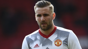 Injuries and form have impacted on Shaw's progress since he joined Man United in 2014