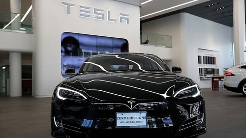 Tesla is now a more valuable company than the Mercedes parent group.