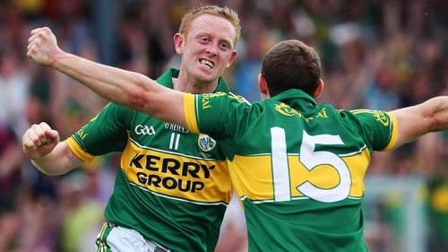 Colm Cooper has retired from Kerry duty at the age of 33