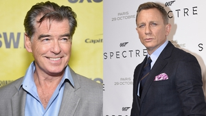 "Pierce Brosnan says of Daniel Craig's Bond - ""It's his for the taking for sure. Go for it man. He's brilliant"""