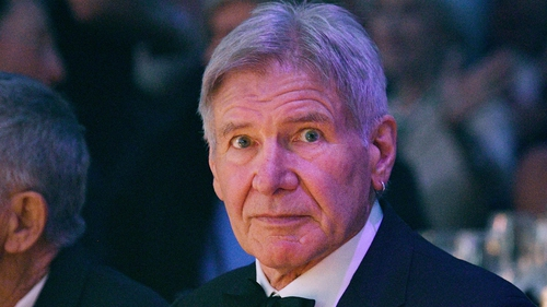 """Harrison Ford - Described himself as a """"schmuck"""" for landing on a taxiway"""