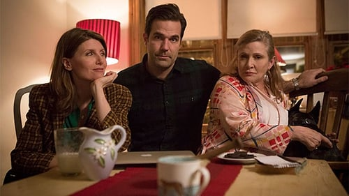 Catastrophe - Carrie Fisher filmed her final scenes just days before she passed away last December