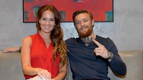 When is Conor McGregor and Dee Devlin's baby due?