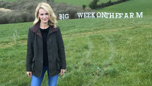 Aoibhín Garrihy is currently reigning champion on Big Week on the Farm