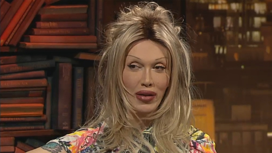 Pete Burns on Tubridy Tonight (2007)