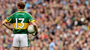 Colm Cooper called time on a superb inter-county career in April