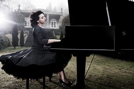 Khatia Buniatishvili Credit Esther Hasse Sony Classical