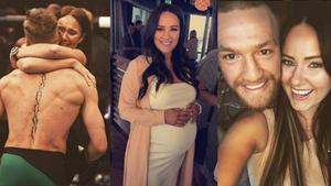 Dee Devlin and Conor McGregor are #RelationshipGoals