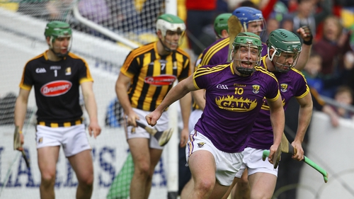 Conor McDonald was among the Wexford stars in the win over Kilkenny