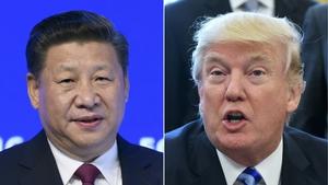 Xi Jinping's address to the UN followed Donald Trump's