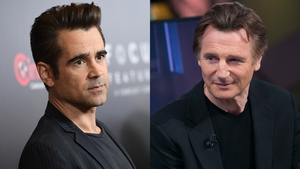 Colin Farrell and Liam Neeson - Widows marks the first time they have starred in the same movie