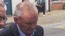 Michael Ferris denied murdering Anthony Mahony