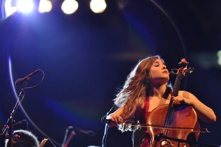 Cellist Alicia Weilerstein